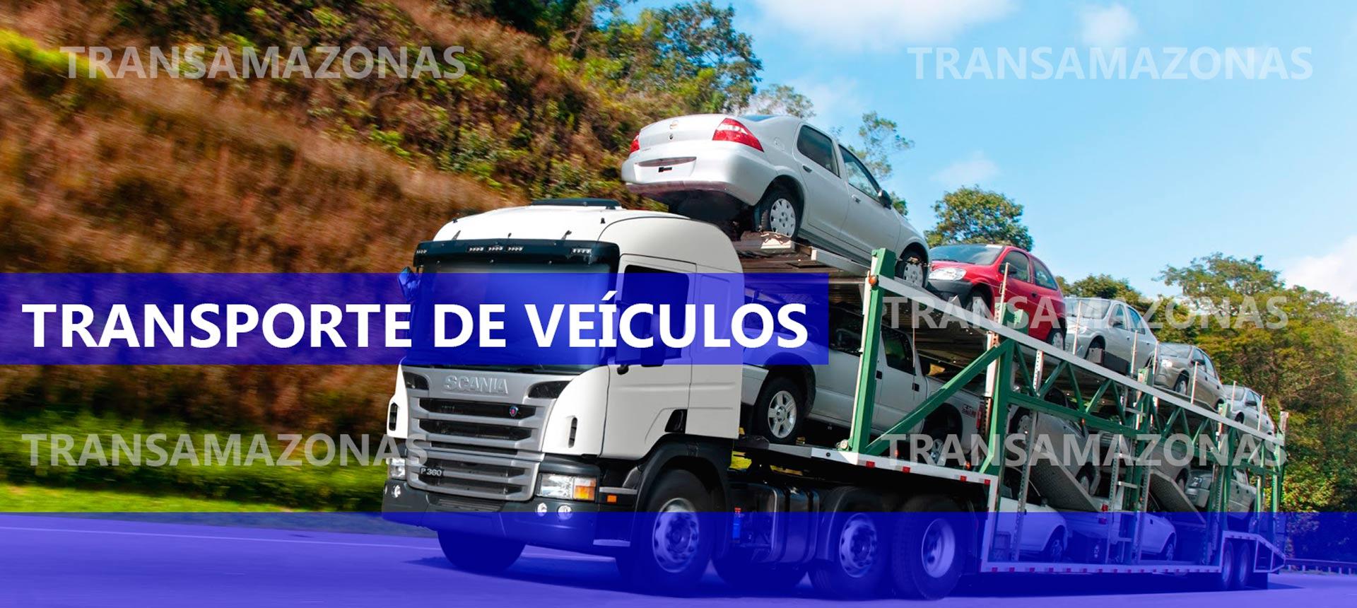 Transportadora de Veiculos em Manaus – TransAmazonas